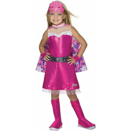 Barbie Deluxe Super Sparkle Princess Power Child Halloween Costume