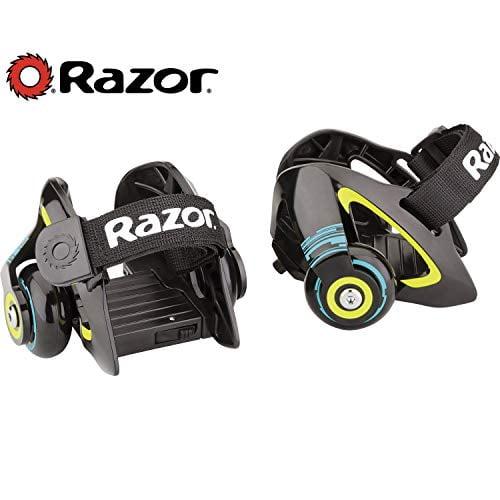 Razor Jetts Heel Wheels - Green
