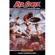 Red Sonja: She-Devil With A Sword Vol 10: Machineries of Empire - eBook