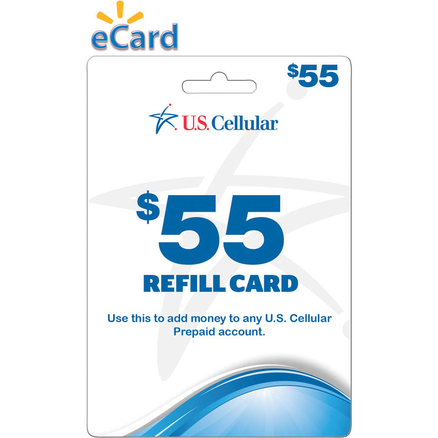 U.S. Cellular $55 (Email Delivery)