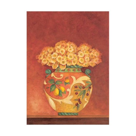 Garden Tuscan Art (Tuscan Bouquet II Print Wall Art By Pamela Gladding )