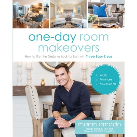 One-Day Room Makeovers - eBook (Halloween Room Makeover)