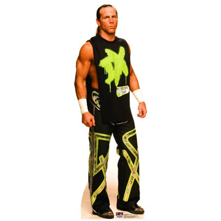 Advanced Graphics 636 Shawn Michaels Life-Size Cardboard Stand-Up - image 1 of 1