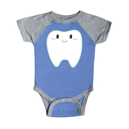 Cute Tooth Infant Creeper