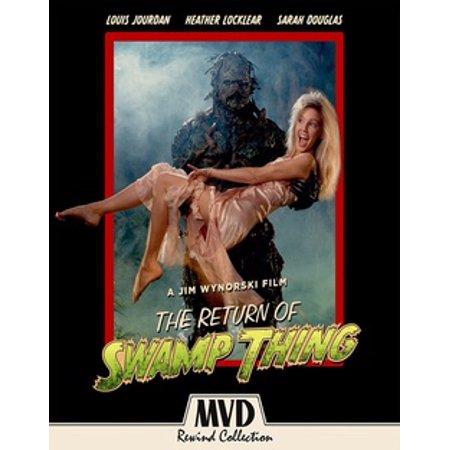 The Return of Swamp Thing (Blu-ray + DVD)