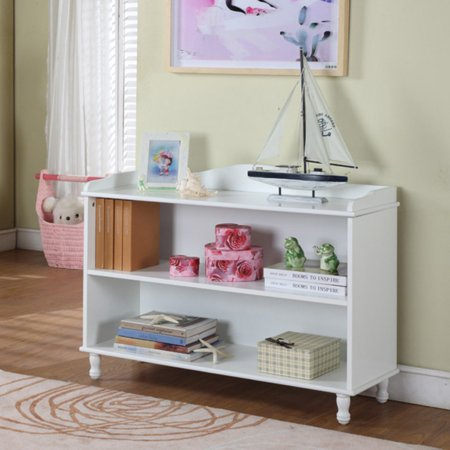 Inroom designs white bookcase In room designs