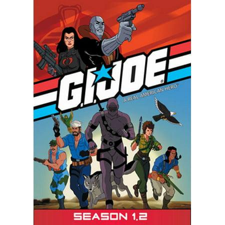 G.I. Joe Real American Hero: Season 1.2 (DVD) (Snl Joe Pesci Show With Real Joe Pesci)