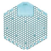 Wave 3D Urinal Deodorizer Screen, Blue, Ocean Mist Fragrance, 60 Screens/Carton