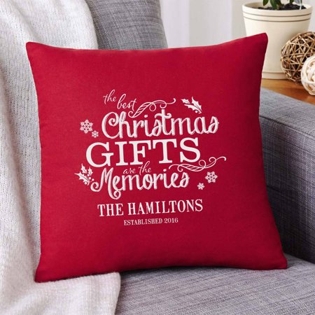 Personalized Best Christmas Gifts Pillow (Best Bath Pillow Reviews)