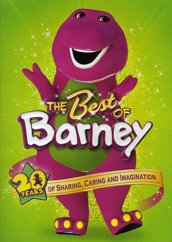 The Best of Barney 20 Years of Sharing Caring and Imagination  sc 1 st  Walmart & The Best of Barney: 20 Years of Sharing Caring and Imagination ...