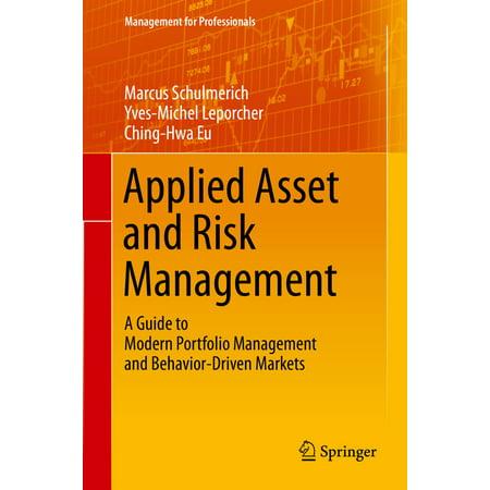 Applied Asset and Risk Management - eBook (Identify Risk And Apply Risk Management Processes)