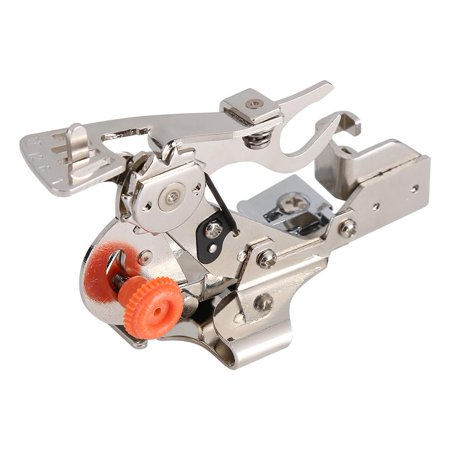 Akozon 1pc Ruffler Presser Foot Feet For Brother Singer Domestic Sewing Machine Part Tool,Attachment Presser Foot ()