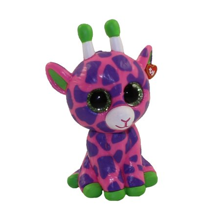 TY Beanie Boos - Mini Boo Figures Series 2 - GILBERT the Pink & Purple Giraffe (2 inch)](Melman The Giraffe)