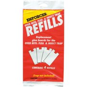 Enforcer Over Nite Insect & Flea Trap Refill