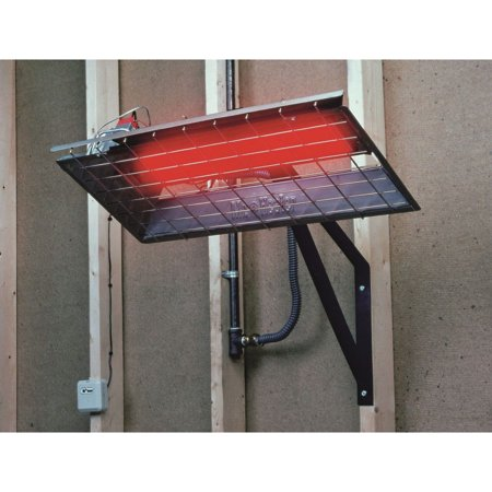 Mr. heater mh25lp high intensity radiant propane garage heater