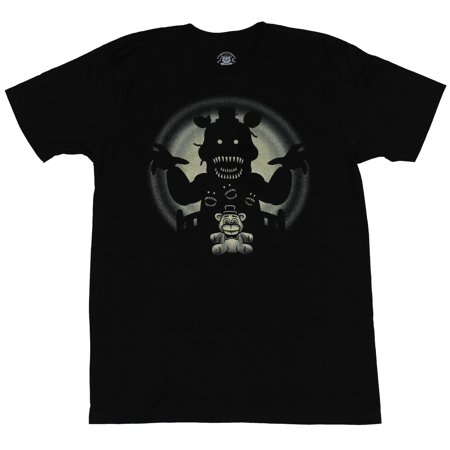 Kids' Clothes, Shoes & Accs. Five Nights At Freddys Fnaf Optional Personalised Kids T Shirt Spooky 2 Easy To Use Boys' Clothing (2-16 Years)