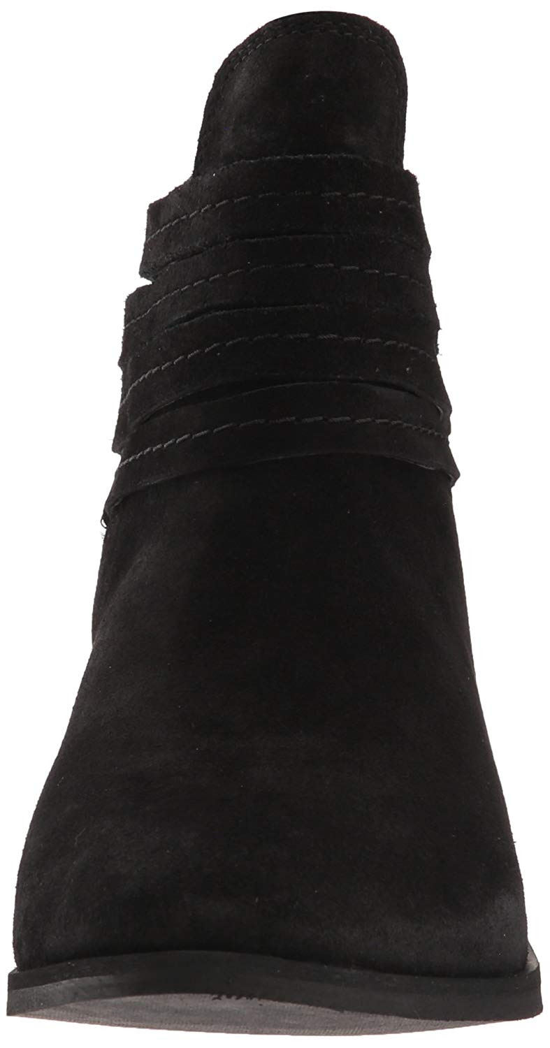Coconuts by Matisse Women's Casablanca Ankle Boot, Black, Size 6.5