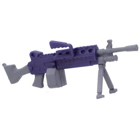 Fortnite Light Machine Gun Figure Accessory [Purple] [No Packaging]