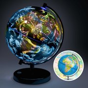 World globes best choice products 2 in 1 kids educational day and night world globe w gumiabroncs Choice Image