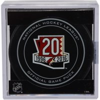 Arizona Coyotes Unsigned 20th Anniversary Season Official Game Puck