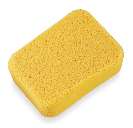 "Qep 7-5/8""L x 5-1/2""W x 2-3/8""T,Extra Large Grout Sponge, Extra Large, 70005Q"