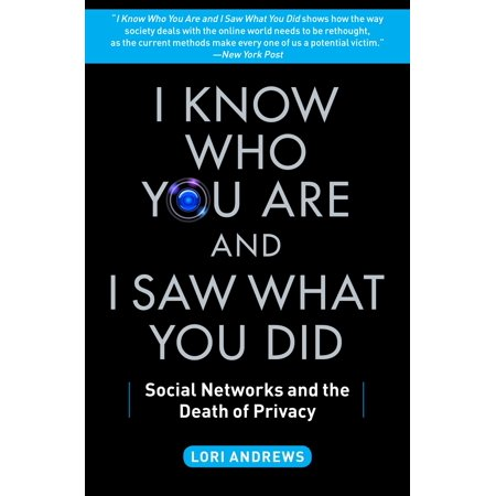 I Know Who You Are and I Saw What You Did : Social Networks and the Death of