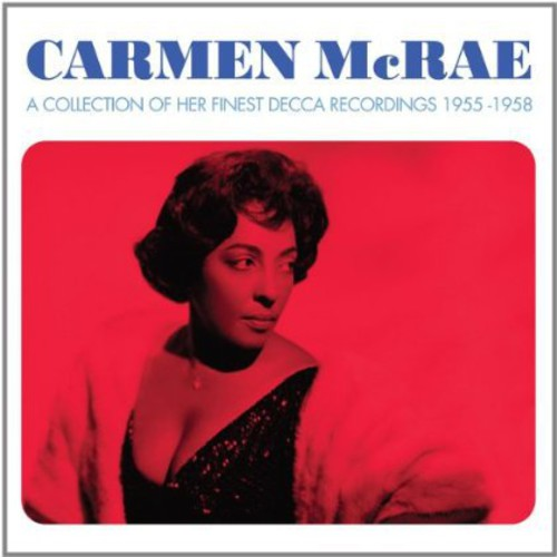 Carmen McRae The Sound Of Silence