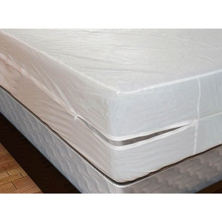 Vinyl Mattress Cover With Zipper Heavy Gauge Vinyl Rain Cover