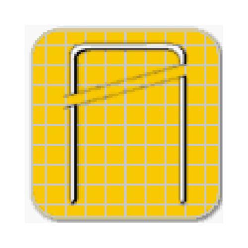"Stanley Bostitch 16S2-31 9000PK 1-1/4""RoofStaple"