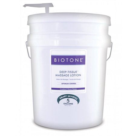 Biotone - Deep Tissue Massage Lotion 5 Gallon