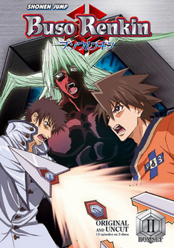 Buso Renkin Box Set Volume 2 (DVD) by Viz Media, LLC.