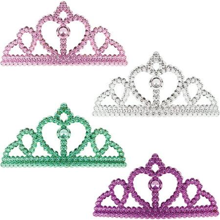 Tiara Haircomb, 4 pk](Dressing Up Crowns And Tiaras)