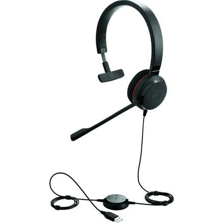GN NETCOM Jabra EVOLVE 30 II MS Mono Headset