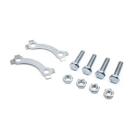 Motorcycle Chain Wheel Sprocket Screw Locking Plate Gear Bolt Set for JH
