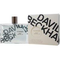 David Beckham Homme Eau De Toilette Spray For Men 2.5 oz (Pack of 2)