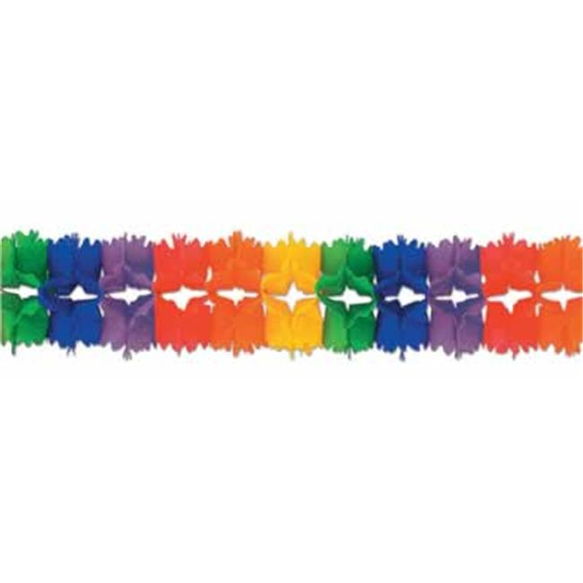 Beistle - 55180-RB - Pageant Garland- Pack of 12