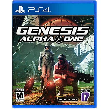 Genesis Alpha One - PlayStation 4 - image 1 of 1