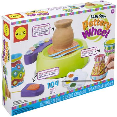 Alex Toys Artist Studio Easy Spin Pottery Wheel
