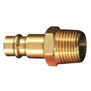 """Milton 3/8"""" MNPT V Style High Flow Plug"""
