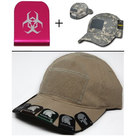 Malware Toxic Hazard Symbol Cap Crown Rim Brim It Pink   Acu Digital Hat