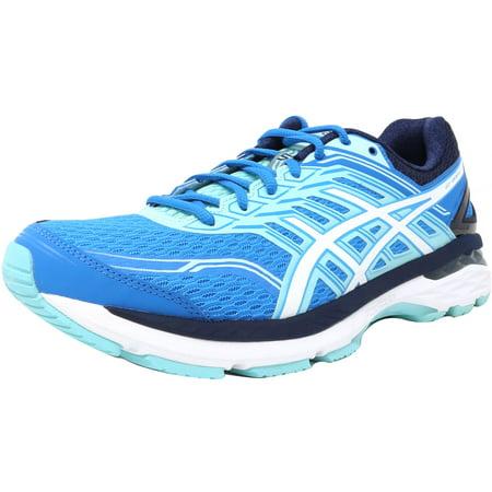 Asics Women's Gt-2000 5 Diva Blue / White Aqua Splash Ankle-High Running Shoe - 7.5M - Converse Clearance Sale