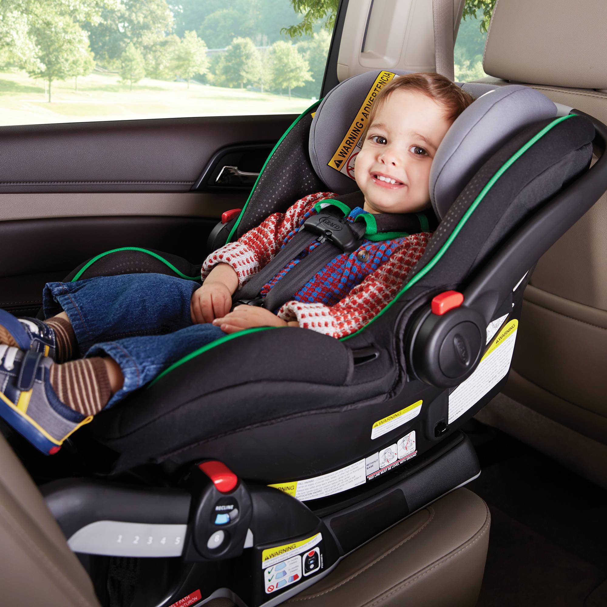 Graco SnugRide Click Connect 40 Infant Car Seat, Fern - Walmart.com