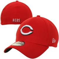 new product 75394 9eb6f Product Image New Era Cincinnati Reds MLB Team Classic Home 39THIRTY Flex  Hat - Red