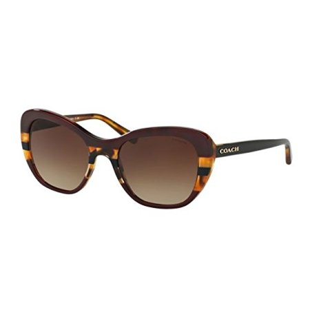Womens Sunglasses Red/Brown Acetate - Non-Polarized - (Sunglass Polarized Vs Non Polarized)