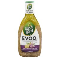 Wish-Bone EVOO Caesar Vinaigrette Dressing 15oz