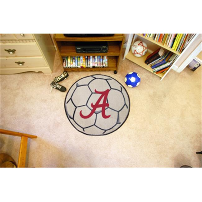 University of Alabama Soccer Ball Mat F000