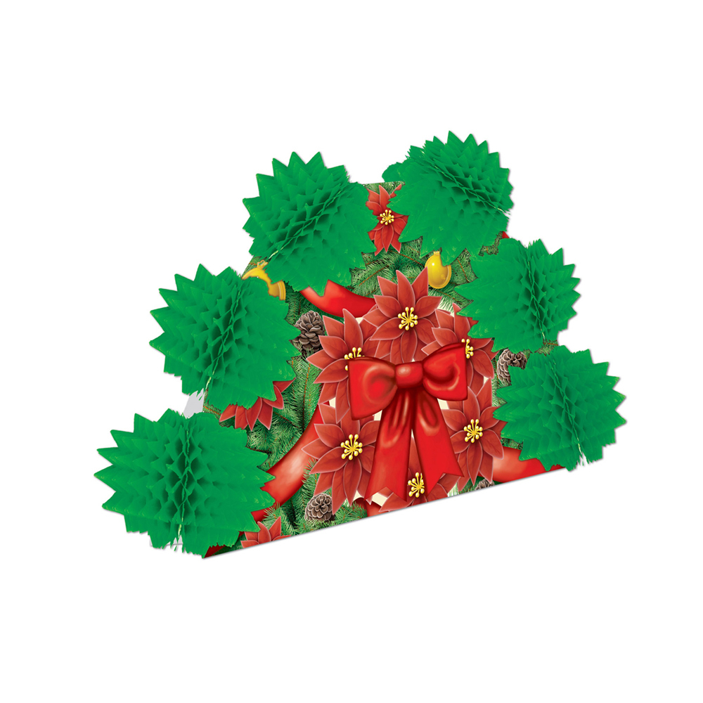 Beistle 20653 Christmas Pop-Over Centerpiece Pack of 12