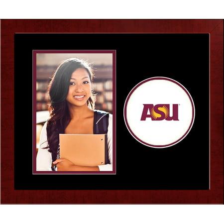 Arizona State University Sun Devils Spirit Photo Frame (Vertical)