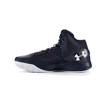 a2b8751bd4b Under Armour - Under Armour Men s UA ClutchFit Drive 2 Basketball Shoes (Midnight  Navy Metallic Silver