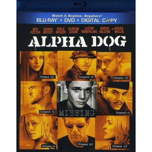 Alpha Dog (Blu-ray + DVD)
